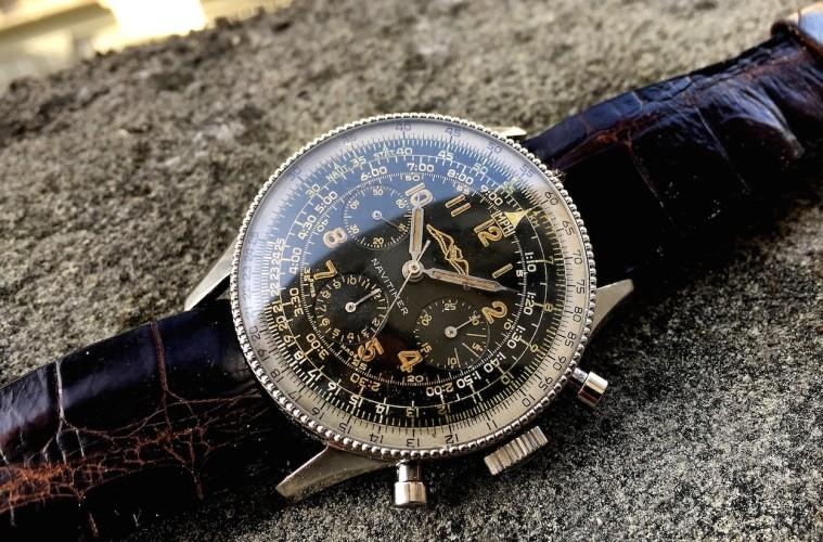 Vintage breitling relojes para la venta