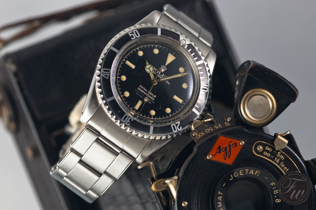 Replicas Rolex Submariner 5512