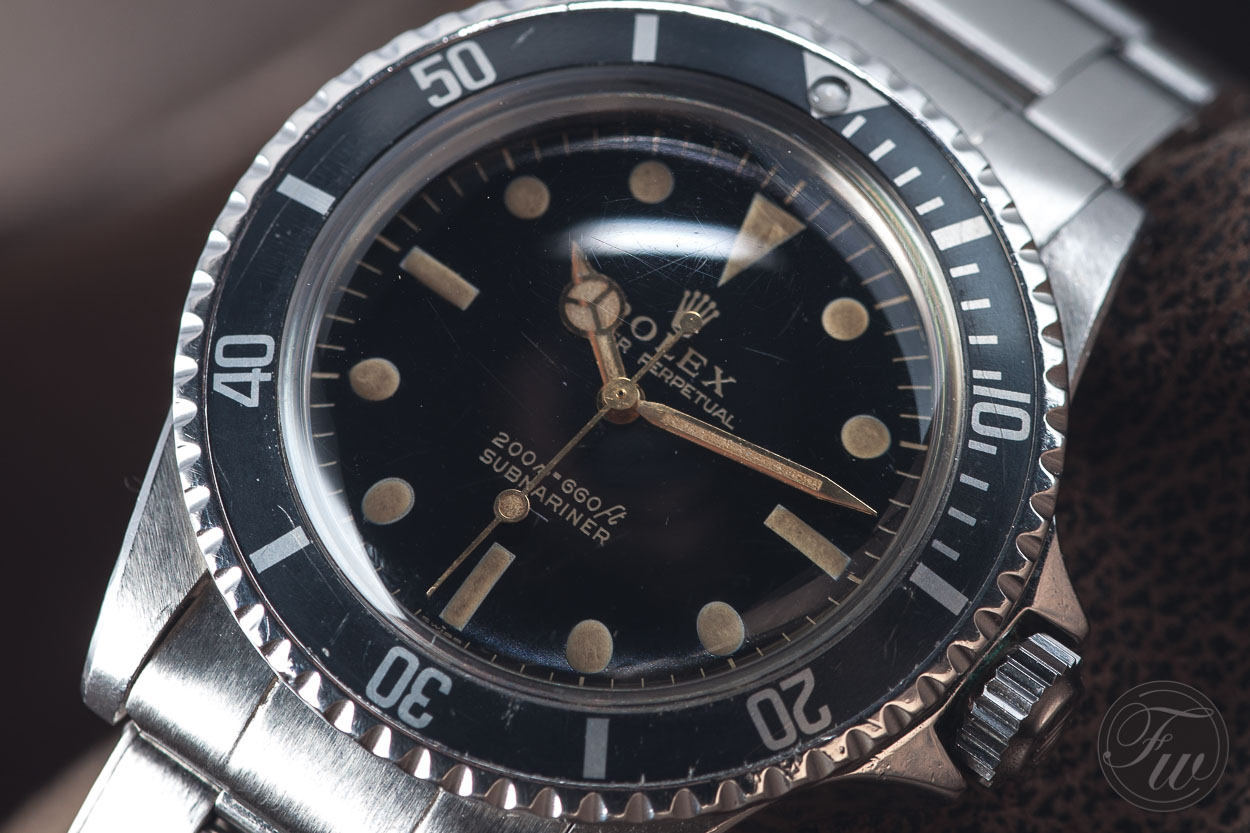 Replicas Rolex Submariner 5513