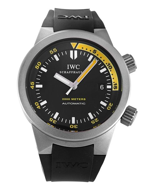 Replicas IWC Aquatimer IW353804